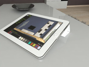 Build Furniture on iPad