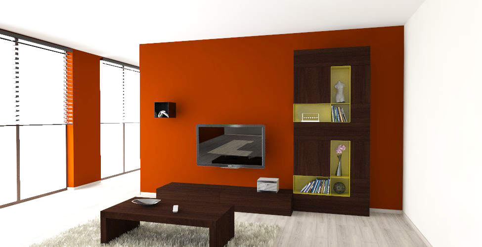 Magnetic living room